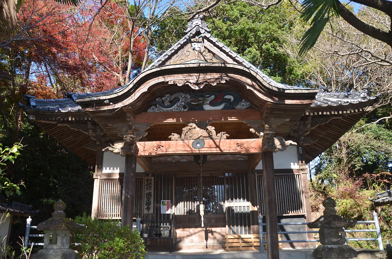 味取観音堂(瑞泉寺)の写真