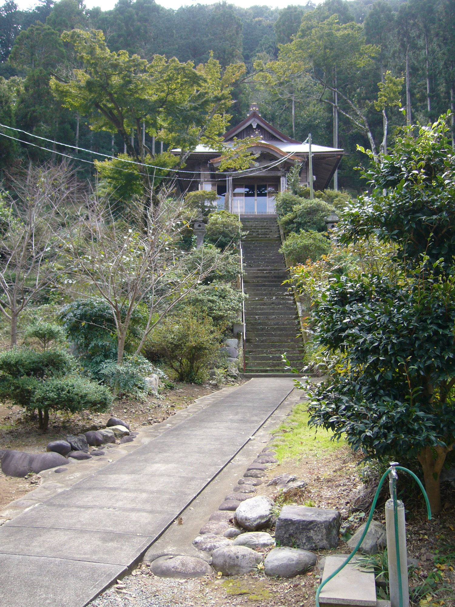 平尾観音(平尾山瑞泉寺)の写真